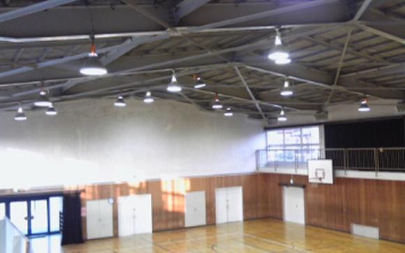 樟葉南小学校他3校 体育館耐震補強工事