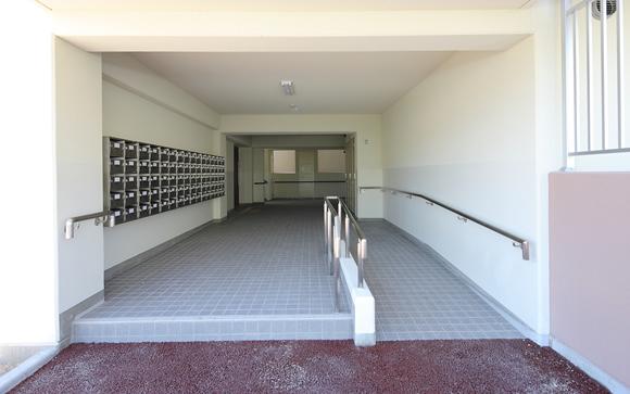 大阪府営長居西第3期高層住宅(建て替え)
