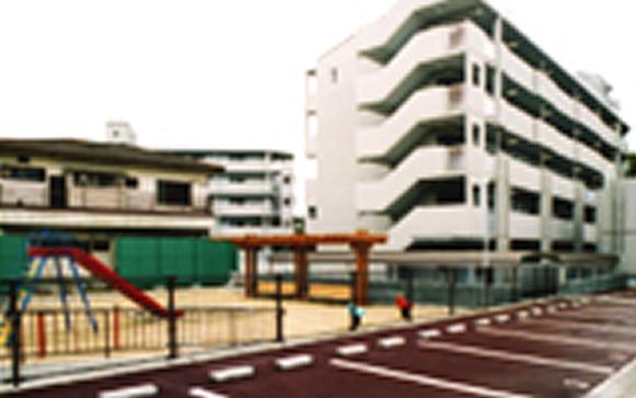大阪府営西枚方中層住宅