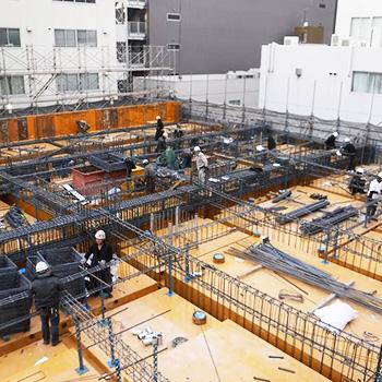 (仮称)SE南船場グランデPJ新築工事