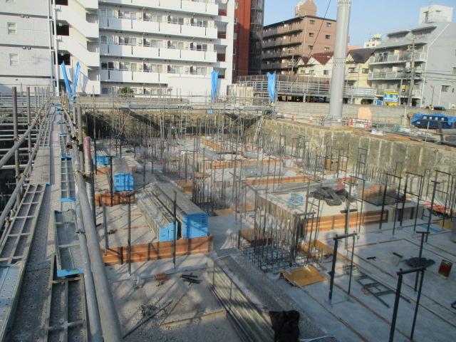 (仮称)プレサンス淀川区東三国6丁目計画新築工事