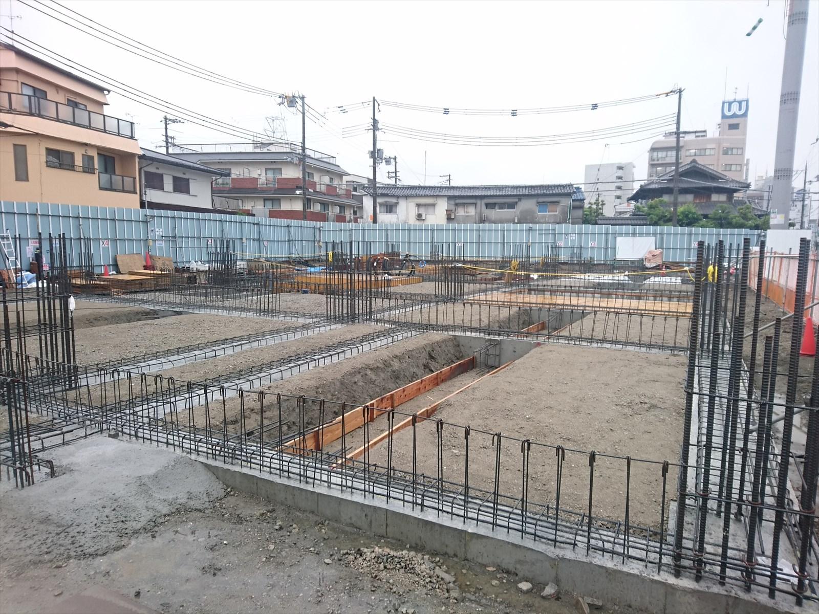 (仮称)プレサンス東三国一丁目新築工事
